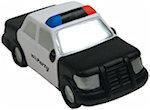 Police Car Stress Balls